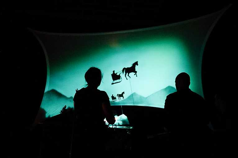 Holidays at the Centre for Contemporary Art: Botanicus Theatre