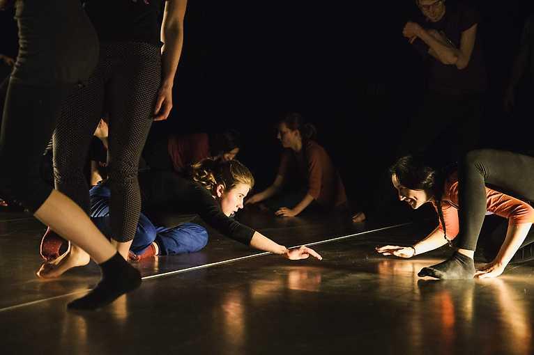 Fyzické a taneční divadlo pro všechny věkové kategorie II