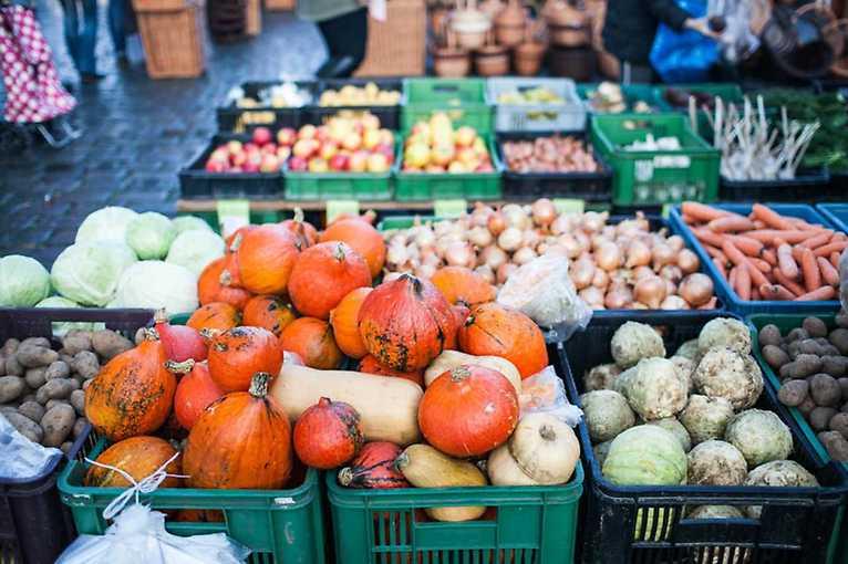 Náplavka Farmer's Market 2019