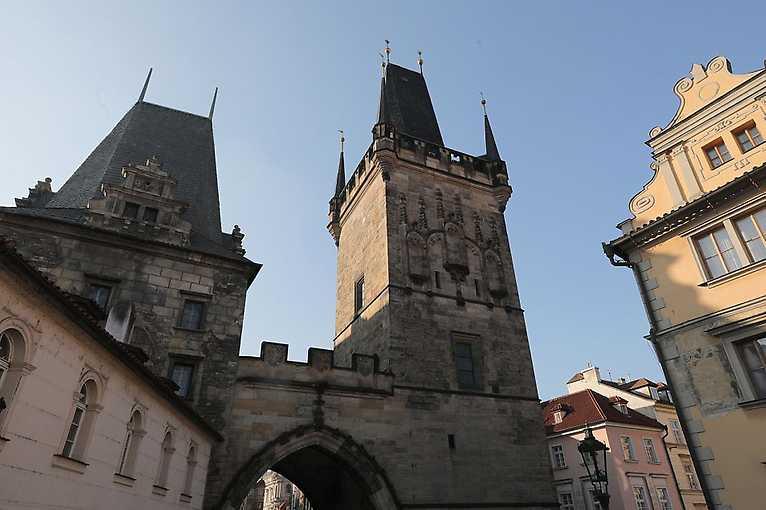 Den architektury: Juditina věž