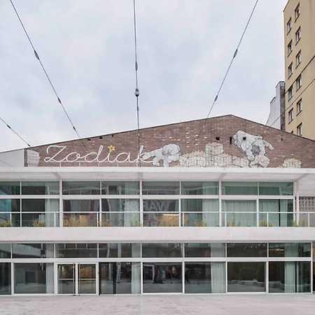 Zodiak Warszawski Pawilon Architektury