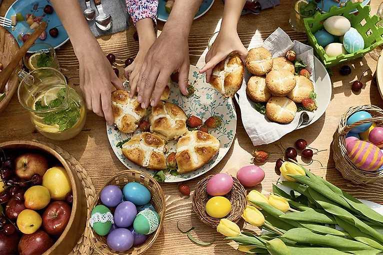 Jak kašpárek s Kalupinkou slavili Velikonoce