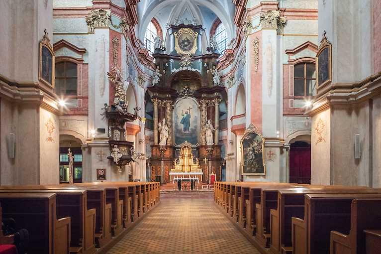 Music of St. Kajetan Church