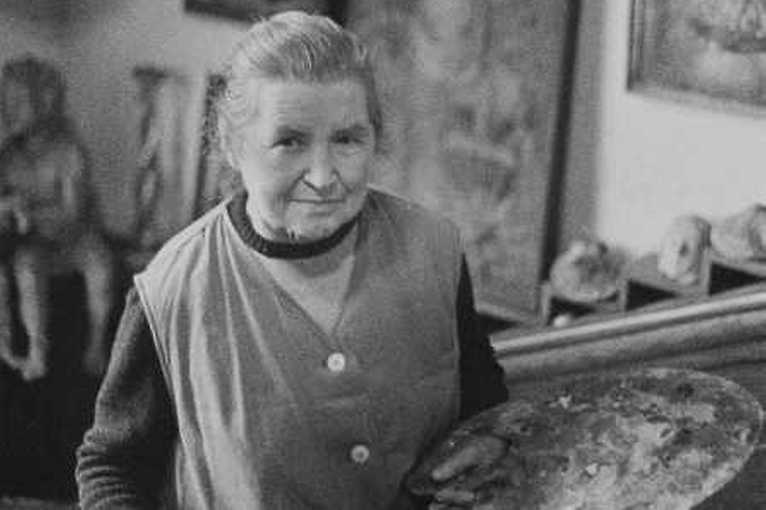 Helena Salichová: Paintings