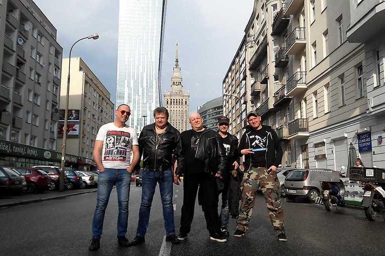 The Punk Rock Show: Stress + Stan Oskarżenia + more