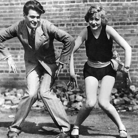 Tančírna ve stylu 20. a 30. let