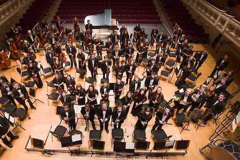 Musica Orbis 2019: London Schools Symphony Orchestra