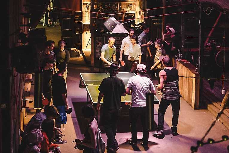 Pong Club: Kelmho