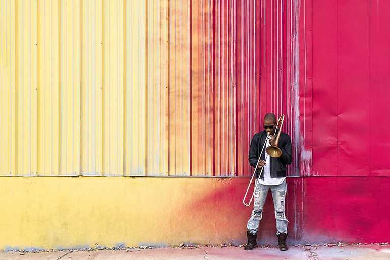 Trombone Shorty & Orleans Avenue + P.Unity