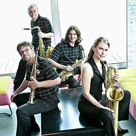 Saxofonové kvarteto Bohemia