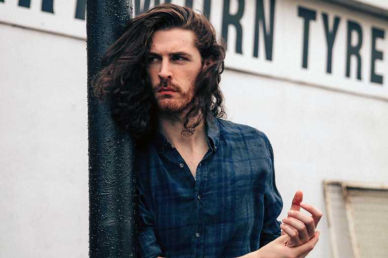 Hozier + support: David Keenan