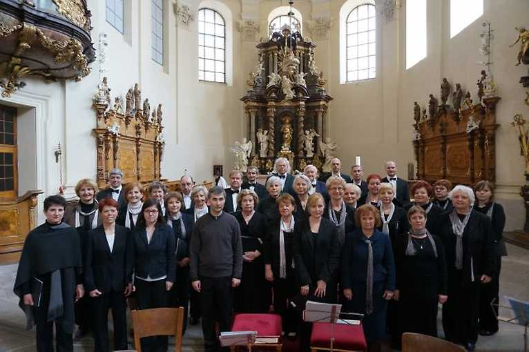 Břevnov Monastery Mixed Choir