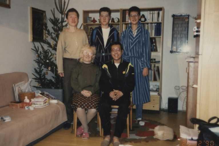 Czech Journal: The Okamura Brothers