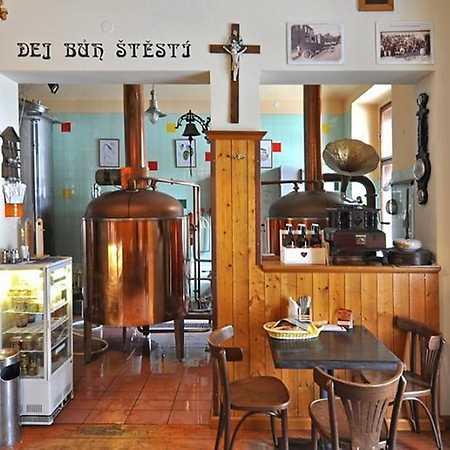 Restaurace u Bansethů a Sousedský pivovar Bašta