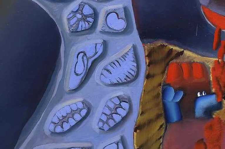 Vernisáž výstavy Soptík surrealismu