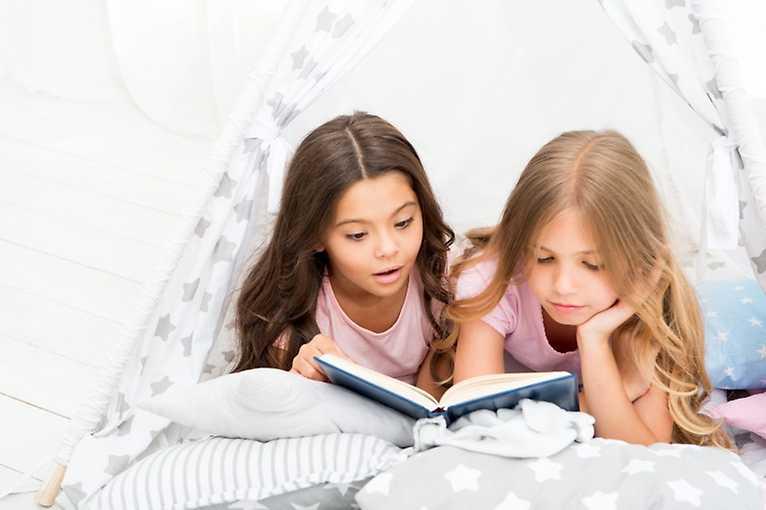 Nejlepší knihy dětem