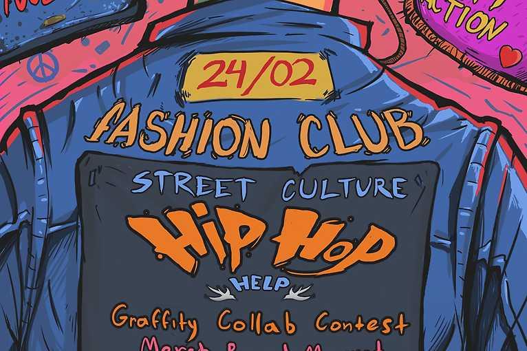 Hip-Hop Help Festival: Slimus + support: Progressive Underground