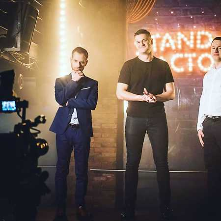 Stand-up Factory: Don Chichot a boj s větrnými splíny
