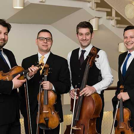 Opravdový crossover – Epoque Quartet slaví 20 let