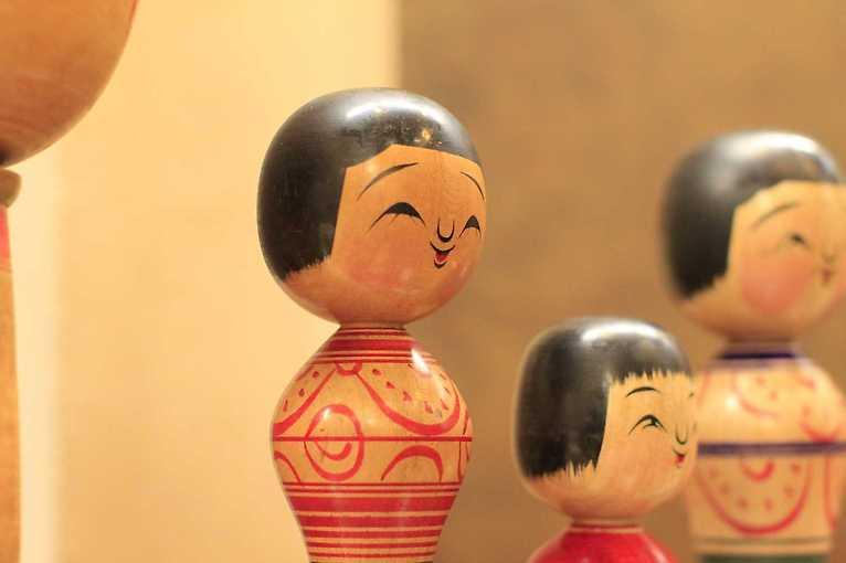 Alice Kraemerová: Japonské tradiční hračky