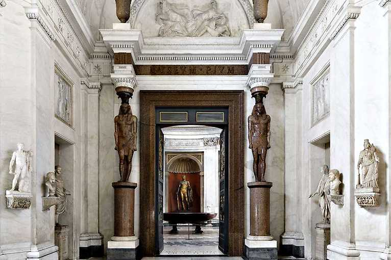 Patrik Líbal: Vatikánská muzea
