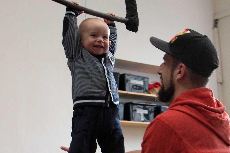 Bleší cirkus (do 24 měsíců dítěte)