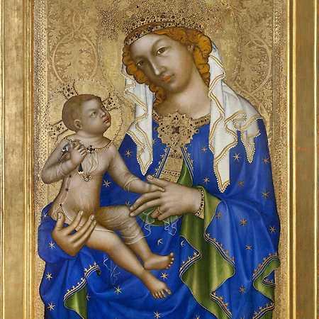 Komentovaná prohlídka výstav Středověké umění a Mikuláš Medek