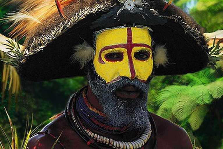 Tajemná Indonésie – Tamtamy času – Nová Guinea