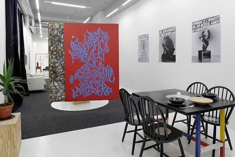 Rafani: Art Apartment in the Heart of the City
