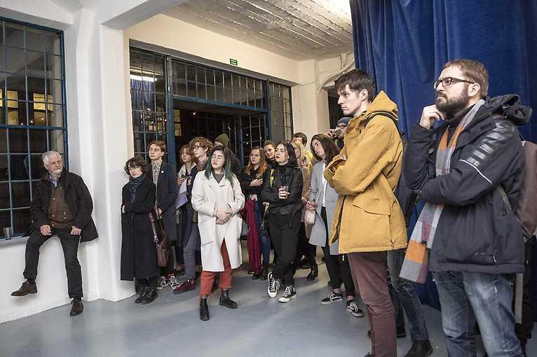 Closing of the Exhibitions at Pragovka