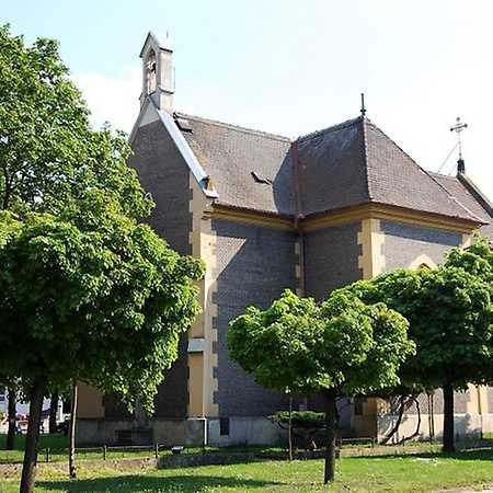 Kaple sv. Cyrila a sv. Metoděje