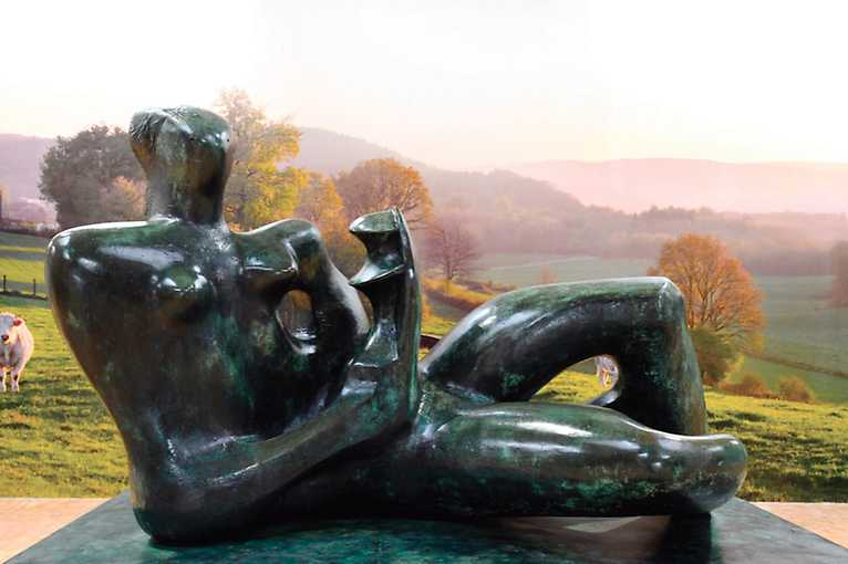 Power of Nature: Henry Moore