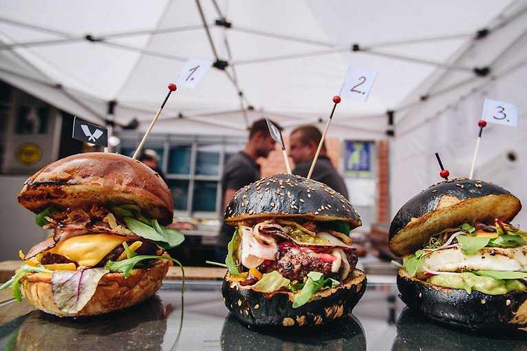 Burger Street Festival Ostrava 2019