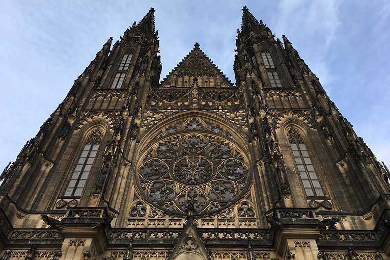 Couráme se po Pražském hradě pro děti a rodiče
