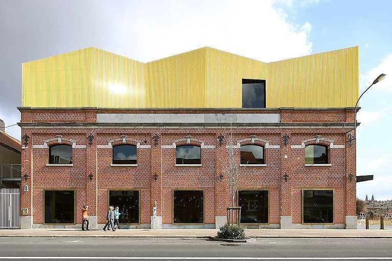Belgická inspirace: BC architects + noAarchitecten
