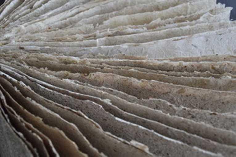 Výroba ručního papíru – celodenní kurz