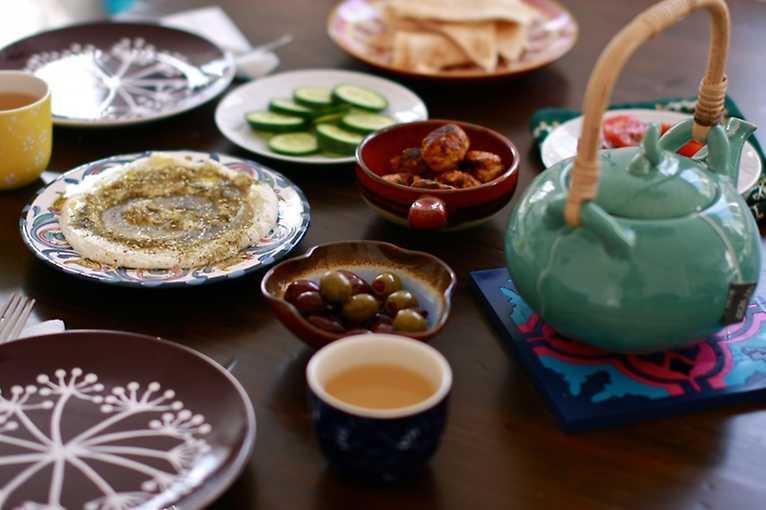 Snídaně po arabsku