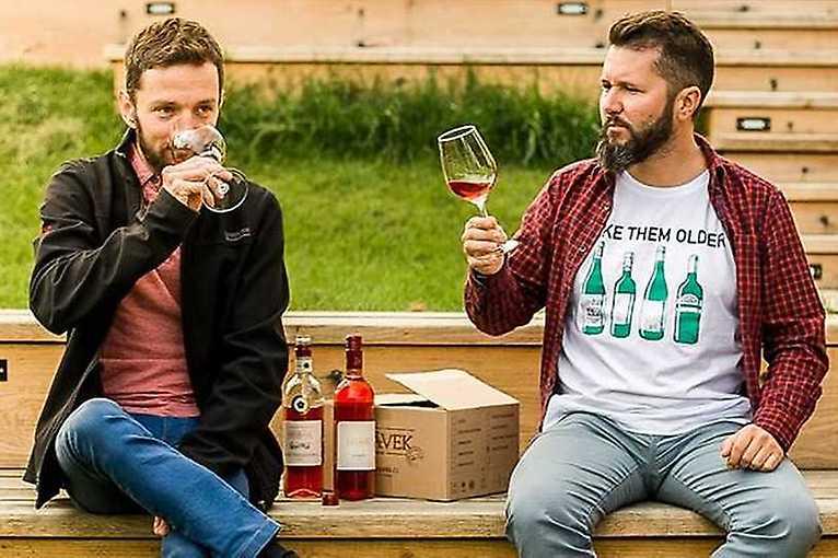 Degustační večer s vinařem Janem Stávkem a jeho víny