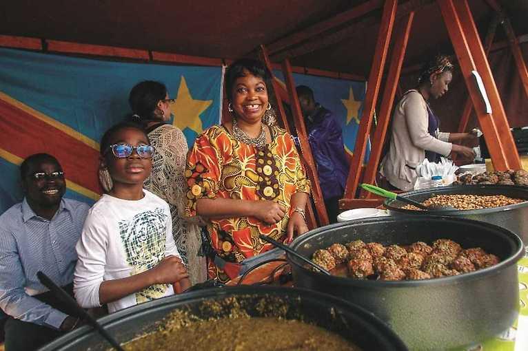 Festival ambasád Food & Culture 2019