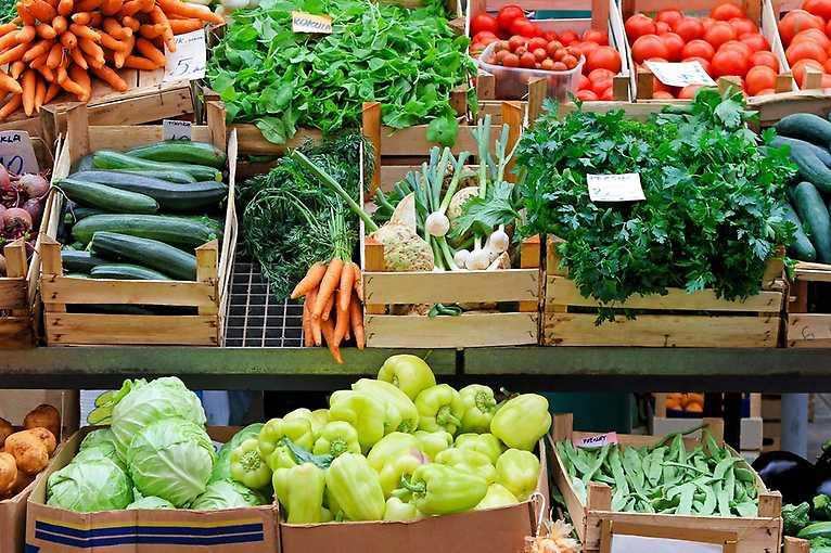 Farmářské trhy v Líšni 2019