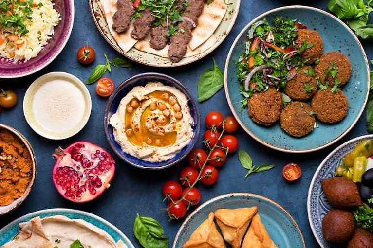 Vegan večeře: Libanon