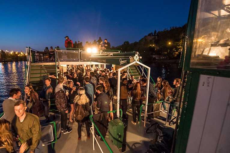 Prague Boat Party 2019
