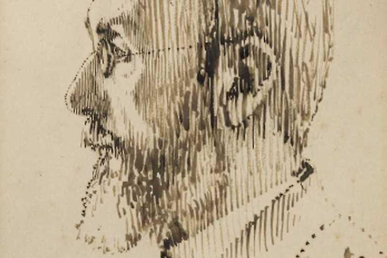 Portrétní ateliérová malba