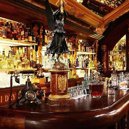 Black Angeľs Bar Prague