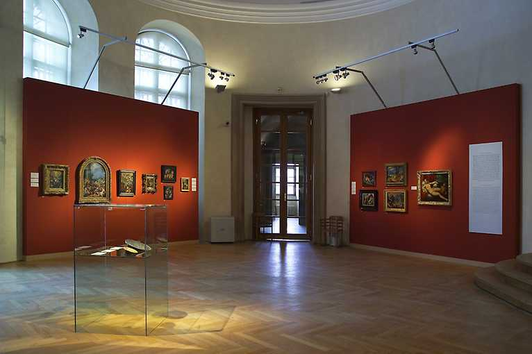 European Art from Antiquity to Baroque