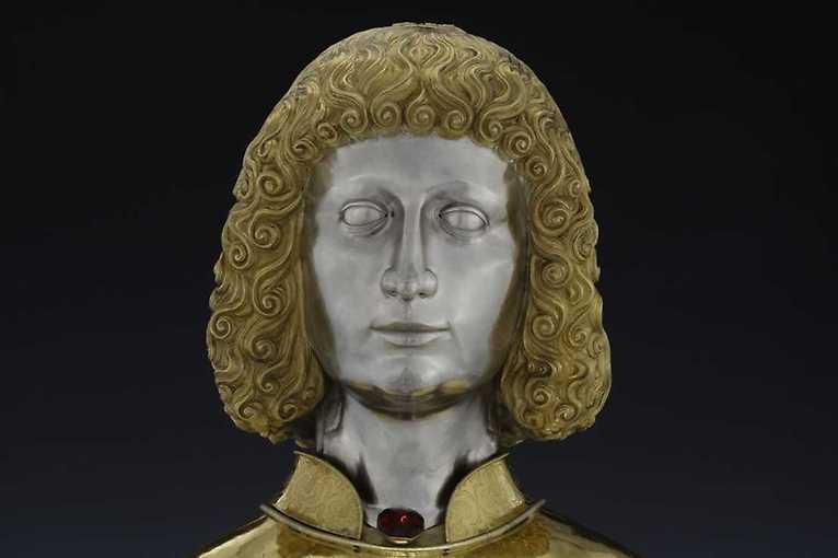 The Treasury of St. Vitus