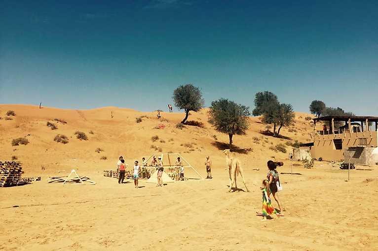 Michaela Rýgrová: Burning Man ve světě