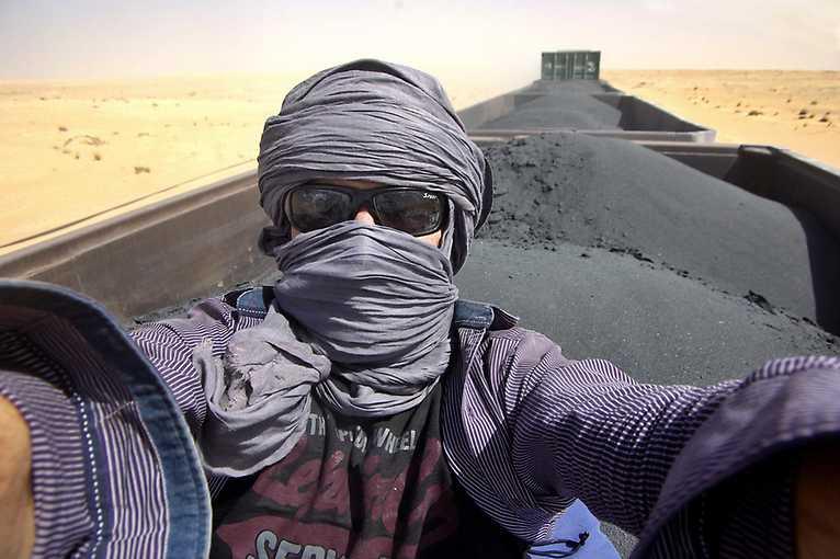 Marian Golis: Mauritánií vlakem načerno