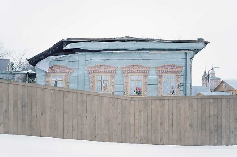 Exhibition Opening: The Potemkin Village