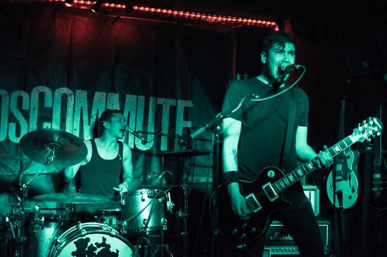 Richie Ramone + Chaos Commute
